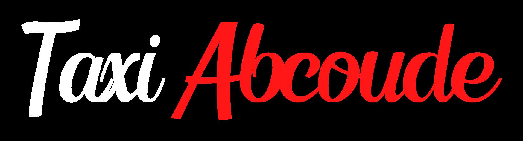 Logo Taxi Aboude
